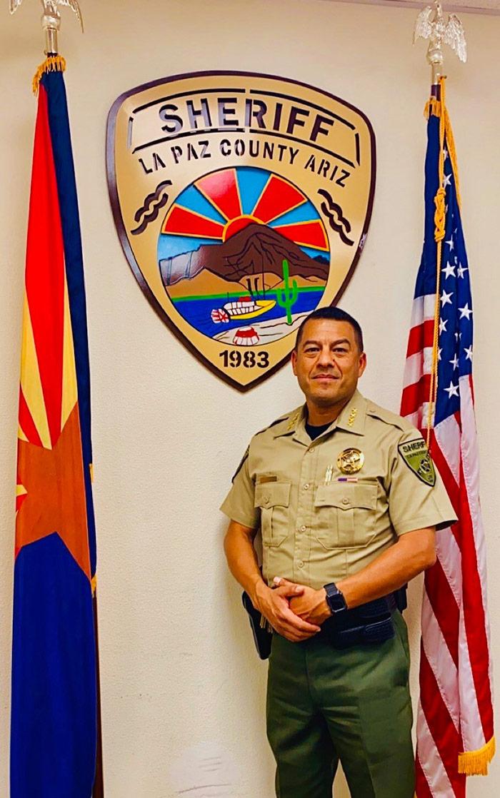 Sheriff William Ponce